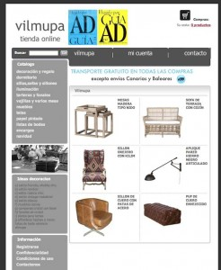 Muebles online vilmupa mi tienda favorita del mundo for Muebles del mundo